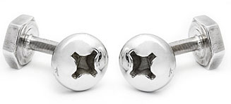 Phillips Screw Cufflinks