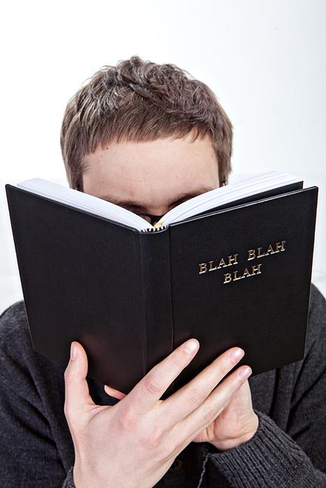Blah Blah Blah Book