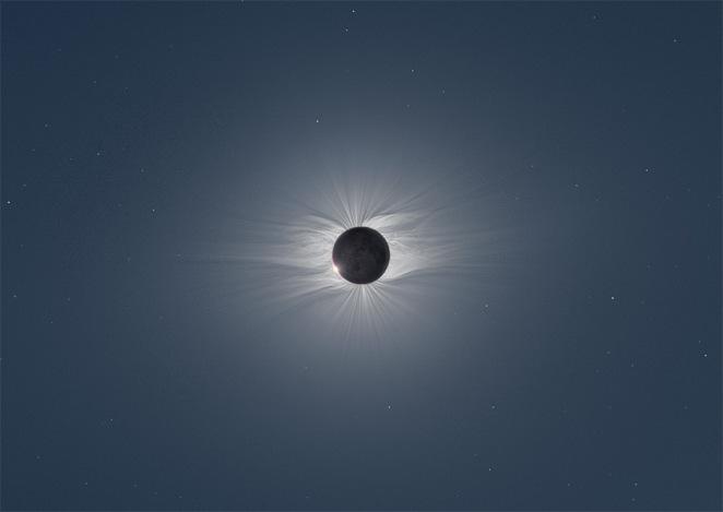 solar eclipse Miloslav Druckmüller composite pictures photos amazing