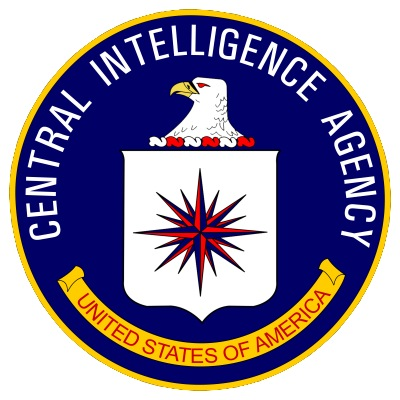 US CIA logo Central Intelligence Agency