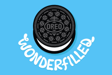 Oreo cookie Wonderfilled Tegan & Sara